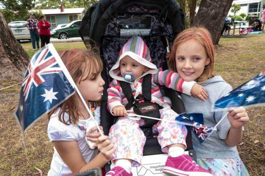 Aussie Day - Strahan