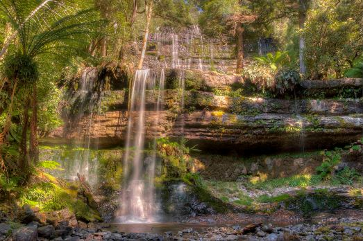 Russell Falls - Mount Field National Park