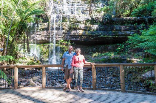 Russell Falls - Mount Field National Park